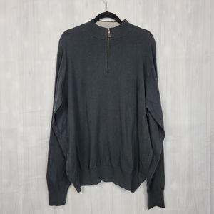 Peter Millar Crown Soft Sweater Black